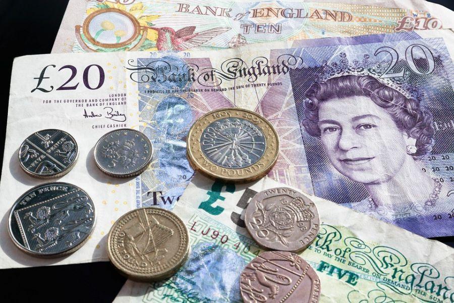рост инфляции, Великобритания, фунт стерлингов
