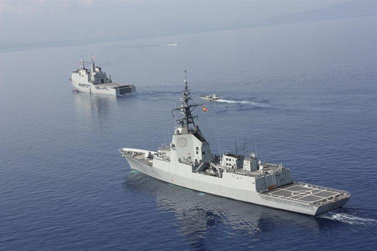 военные корабли, Испания, Саудовская Аравия, сделка