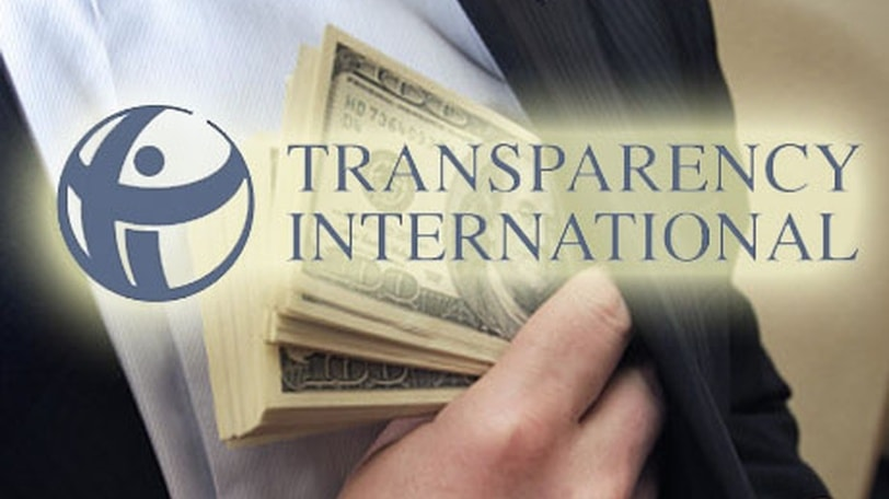 Transparency International, коррупция