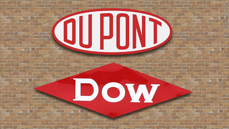 DuPont, Dow, сделка, слияние