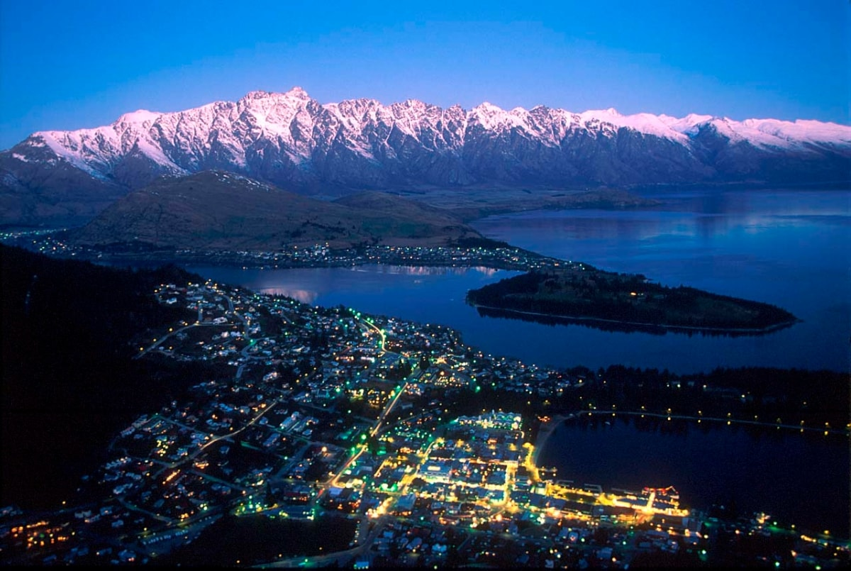 Новая Зеландия, туристический налог