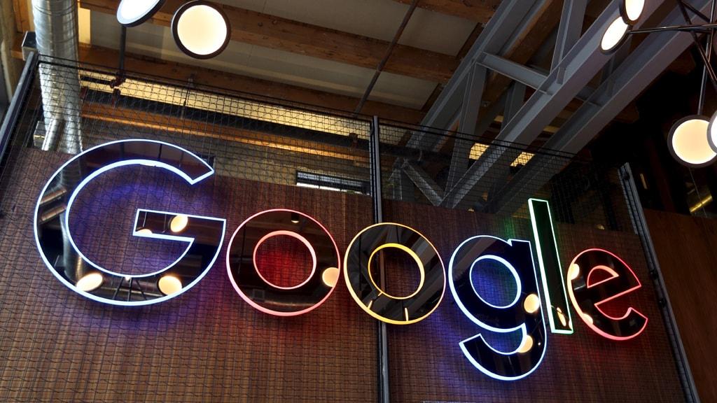 Великобритания, Google