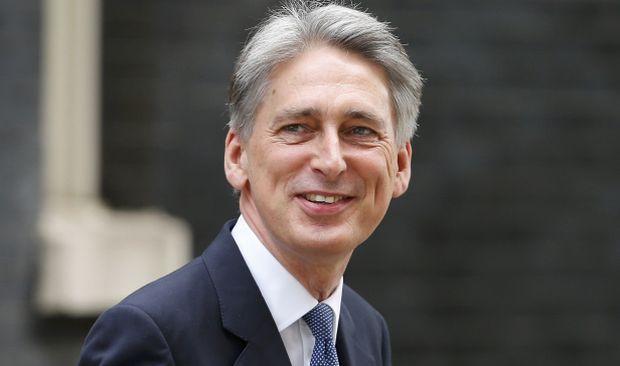осеннее заявление, Хэммонд, британский бизнес