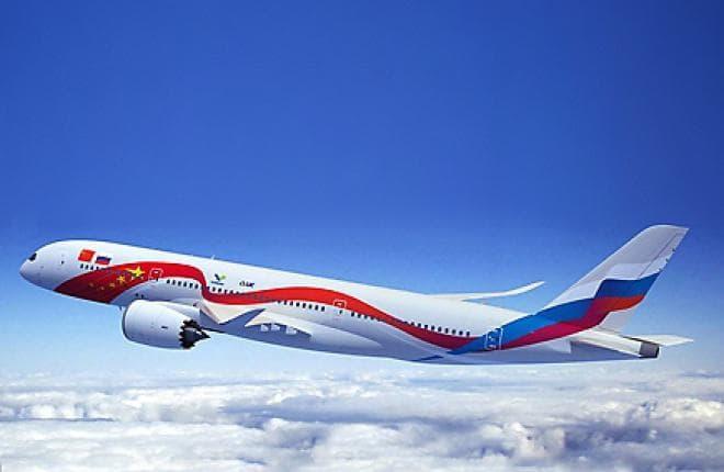 Китай, Россия, COMAC, широкофюзеляжный самолет