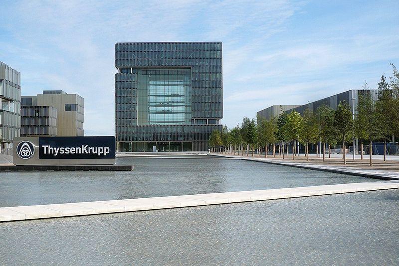 Германия, ThyssenKrupp