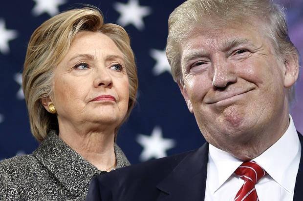 выборы в США, Трамп, Клинтон, британские букмекеры