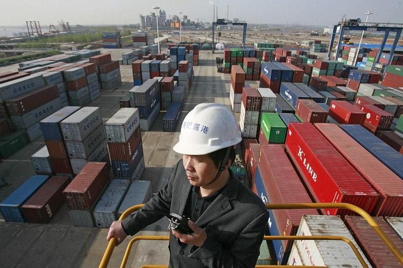 торговые зоны, Китай