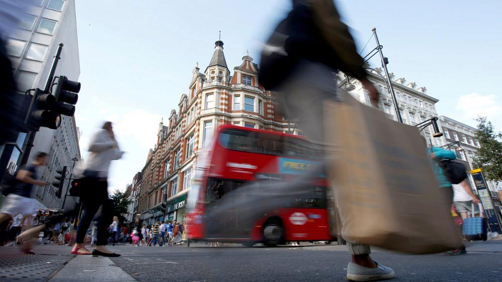 потребительская уверенность, Великобритания, Брексит