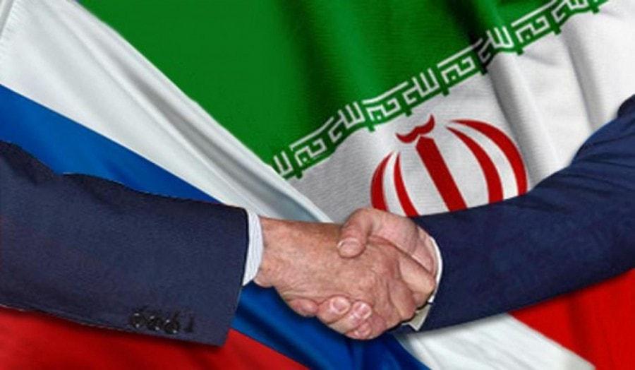Иран, Россия, объем торговли