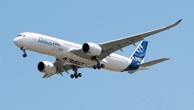 Иран, Airbus, пассажирские самолеты