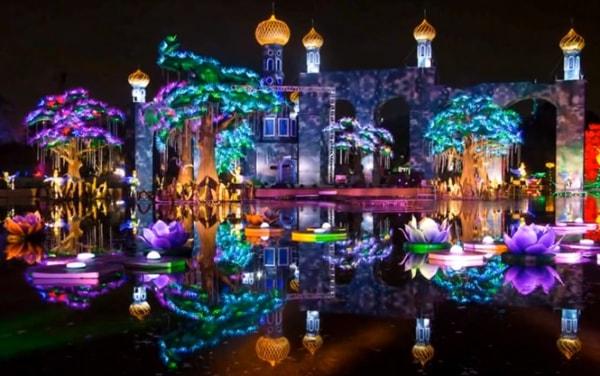 Дубай, тематический парк