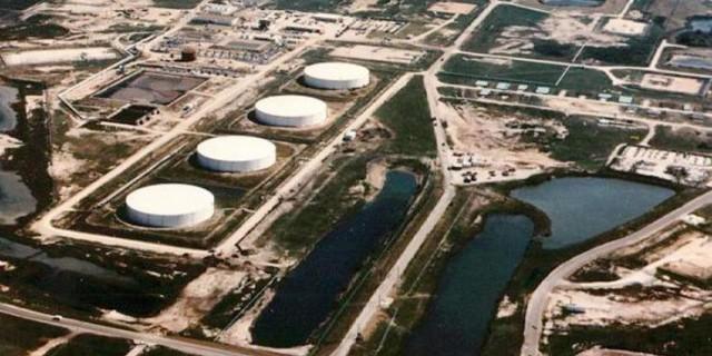 стратегический нефтяной резерв