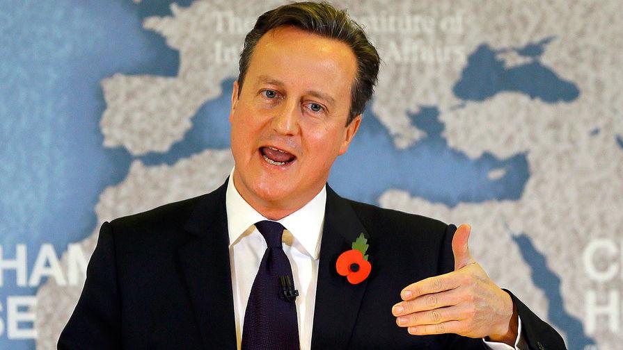 единая европейская валюта, премьер-министр Великобритании, Дэвид Кэмерон, ЕС