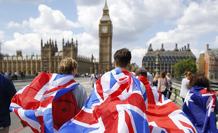 Банк Англии, Мервин Кинг, Брексит, Великобритания
