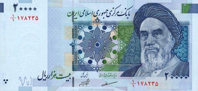 Иран, риал, томан