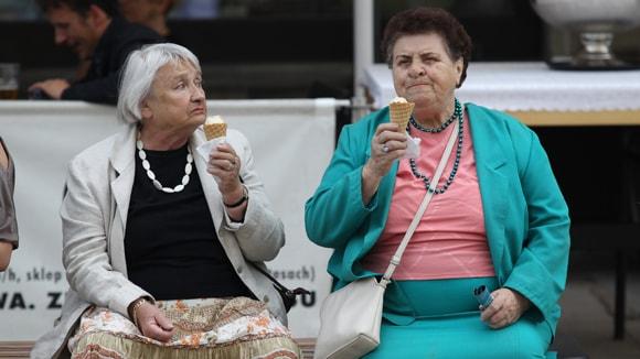 пенсия, США, пенсионеры, за пределами США