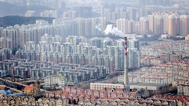 Китай, банк, недвижимость