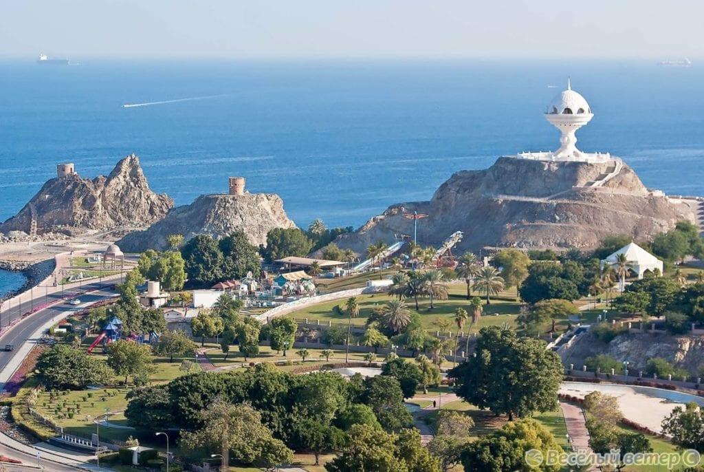 виза в Оман, туристическая виза
