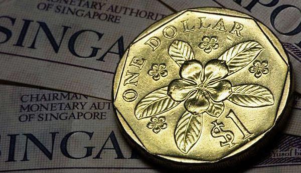 сингапурский доллар, доллар США, обменный курс, Сингапур