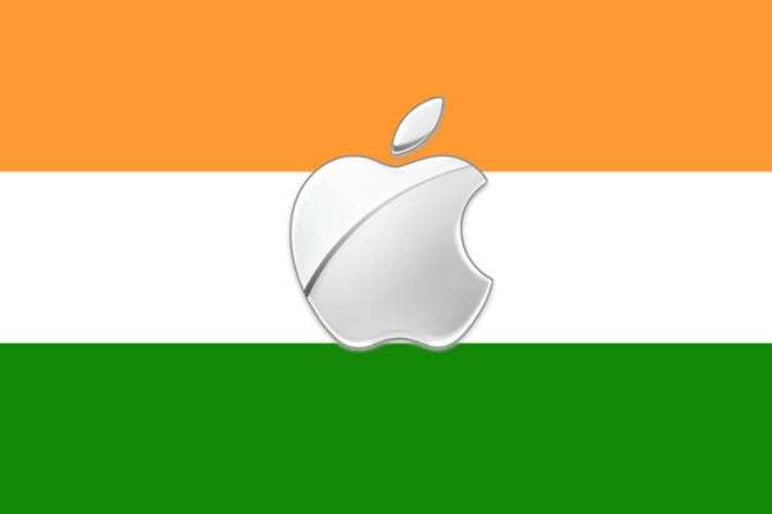 Apple, Индия