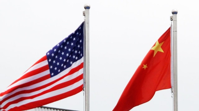 США, Китай, экономика