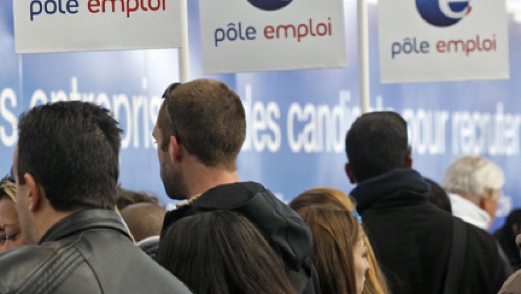 Франция, уровень безработицы