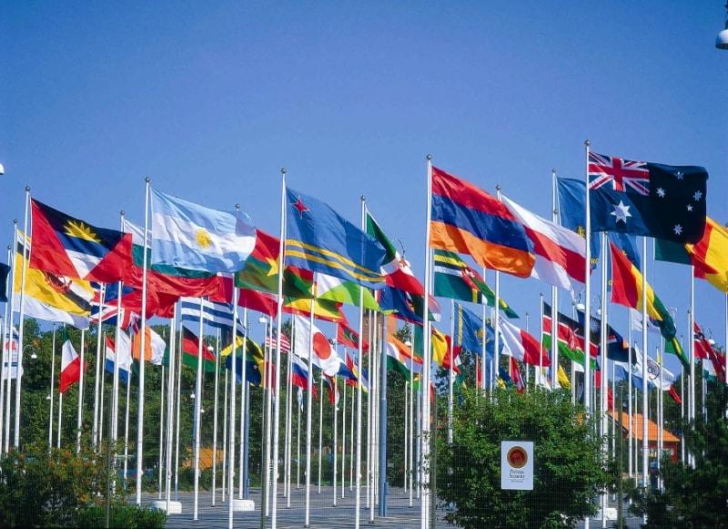 налоговые поступления, страны ОЭСР