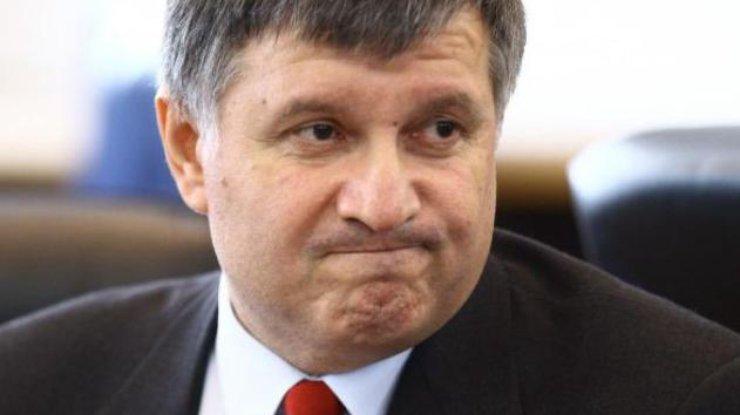 подать в отставку, Арсен Аваков, МВД