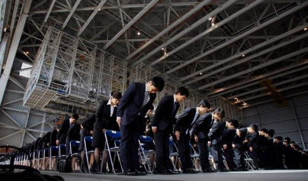 японские компании, зарплата