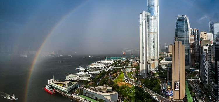 Гонконг, Южная Корея, налоговая информация