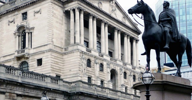 Великобритания, финансовый кризис, Банк Англии