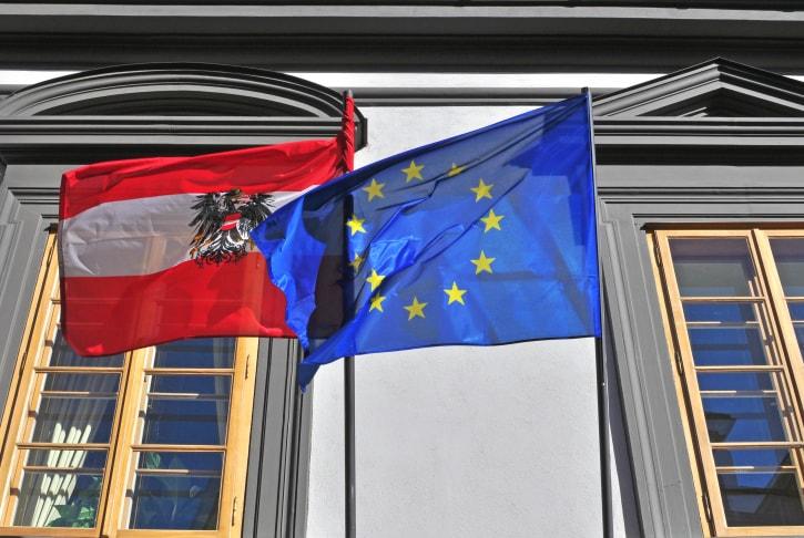 Австрия, ЕС