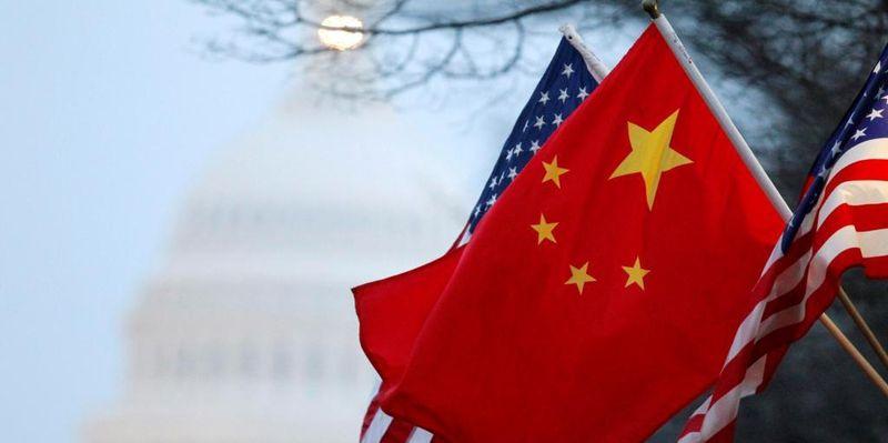 Гао Хучэнг, Китай, США, торговая война
