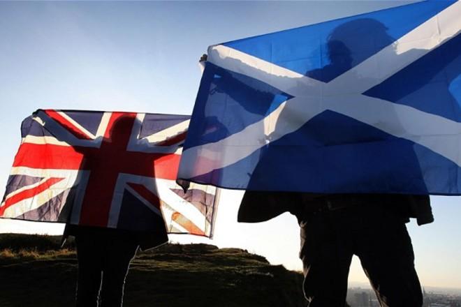Великобритания, Шотландия, уровень безработицы, уровень занятости