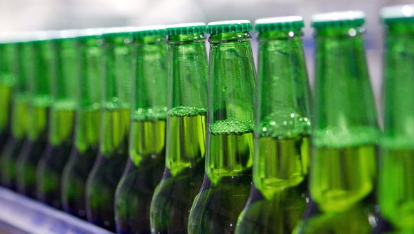 Россия, Heineken, объем продаж