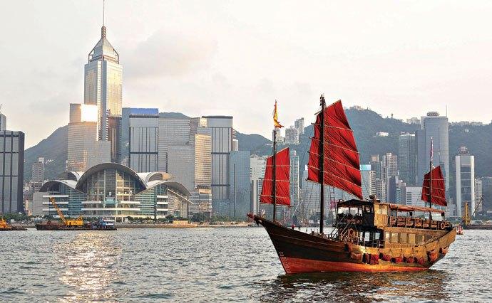рост экономики, Пол Чан, Гонконг