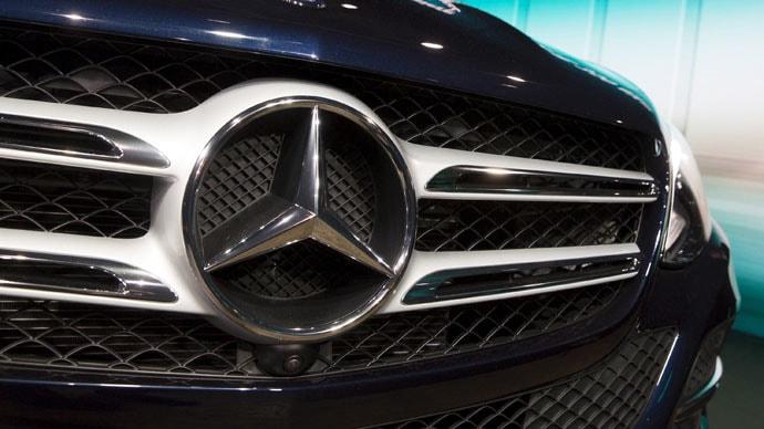Daimler, Mercedes, Россия