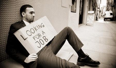 безработица в Великобритании