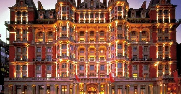 Великобритания, отели