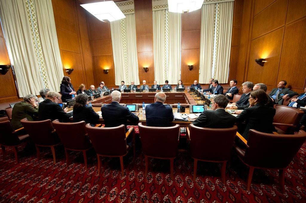 Сирия, сирийское правительство, мирные переговоры в Женеве