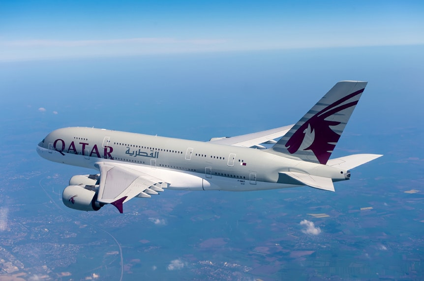 Qatar Airways, рейсы в США