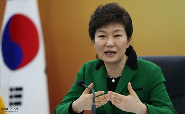 бывший президент Южной Кореи, коррупционный скандал в Южной Кореи, Пак Кын Хе