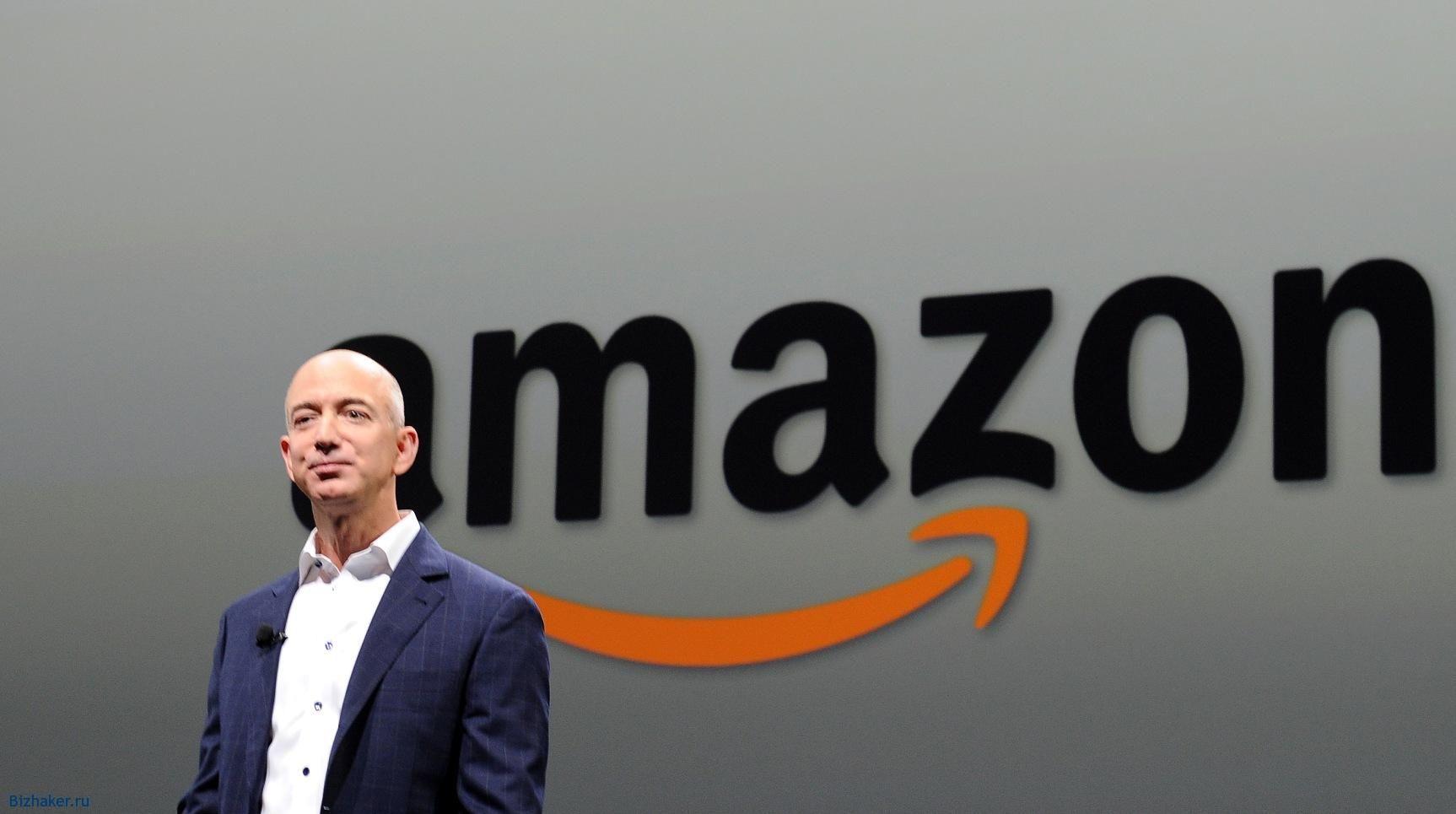 Уолл-стрит, Amazon, Джефф Безос