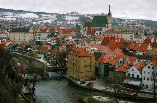 туризм в Восточной Европе