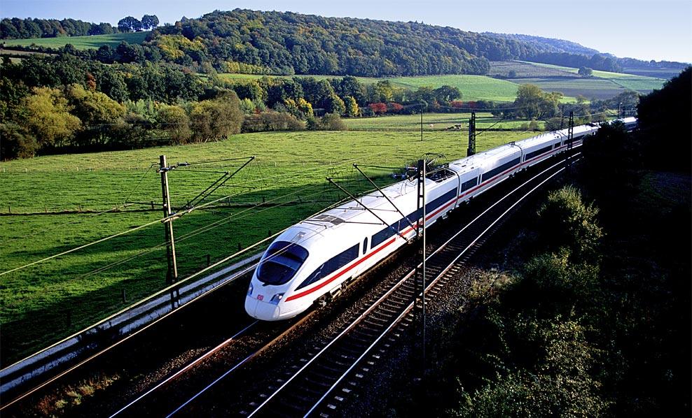 высокоскоростной поезд, Deutsche Bahn