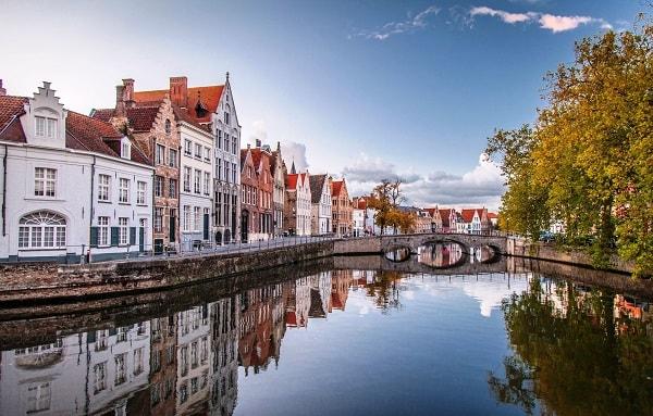 недвижимость в Бельгии, недвижимость на побережье