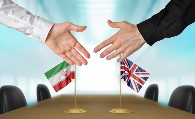 инвестиции, Великобритания, Иран