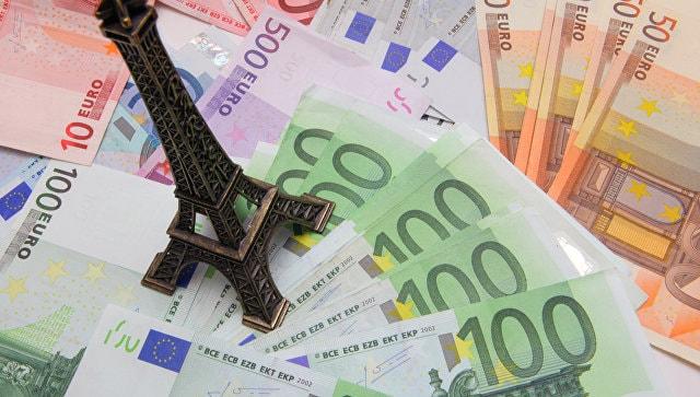курс евро, выборы во Франции