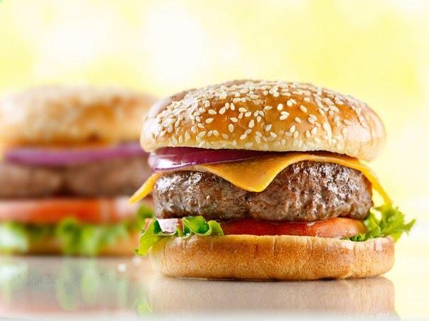 Макдональдс, доставка еды на дом