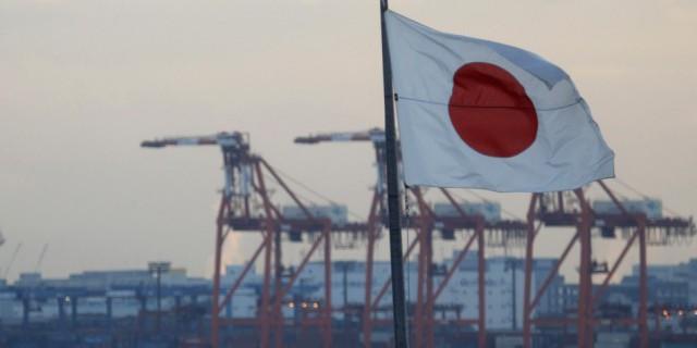 дефицит платежного баланса, Япония